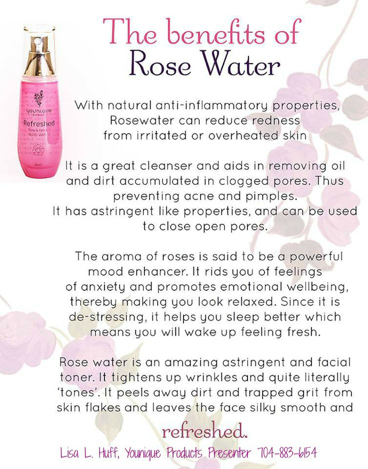 Benefits Of Rose Water Lovebeingyounique